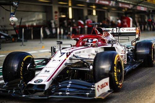 Räikkönen: Az autó rögtön rendben volt, de van hova javulni…