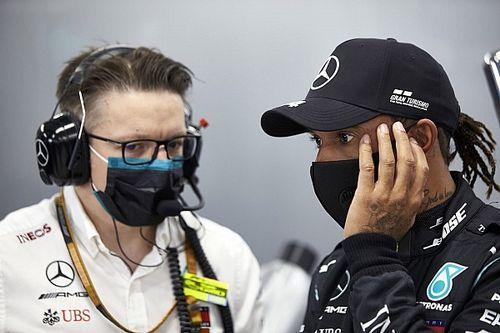 A Mercedest utólag már nem lepte meg Hamilton büntetése