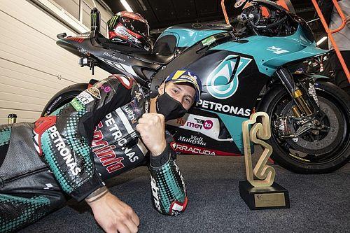"Quartararo: Catalan GP win ""best moment of my life"""