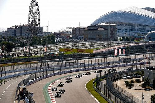 Horarios del GP de Rusia 2021 de F1 y cómo verlo