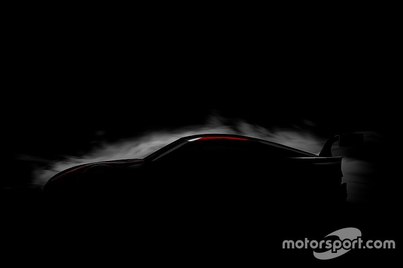 Toyota teases potential future Super GT challenger - Motorsport.com, Edition: Global