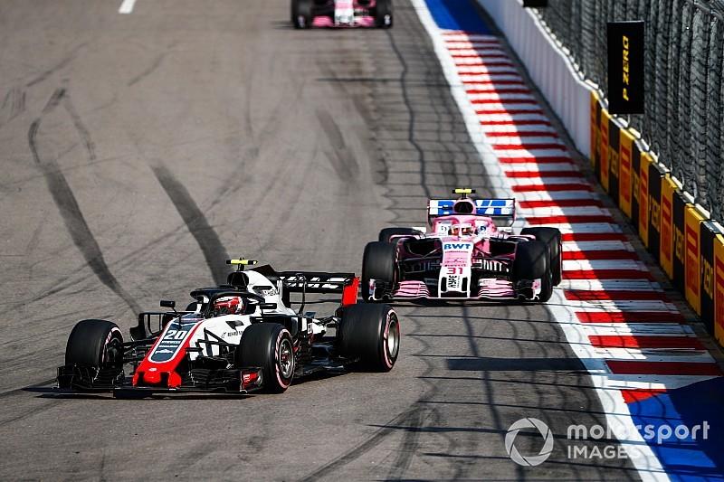 У Haas вирішили не подавати апеляцію на рішення по Force India