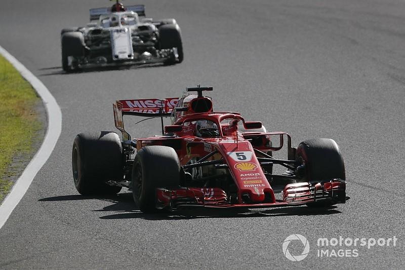Az FIA szerint nincs összefüggés a Ferrari formája és a második szenzor között