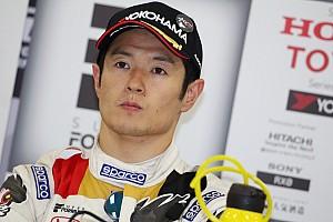 山本尚貴、F1挑戦への思いは継続「全てを諦めたわけじゃない」