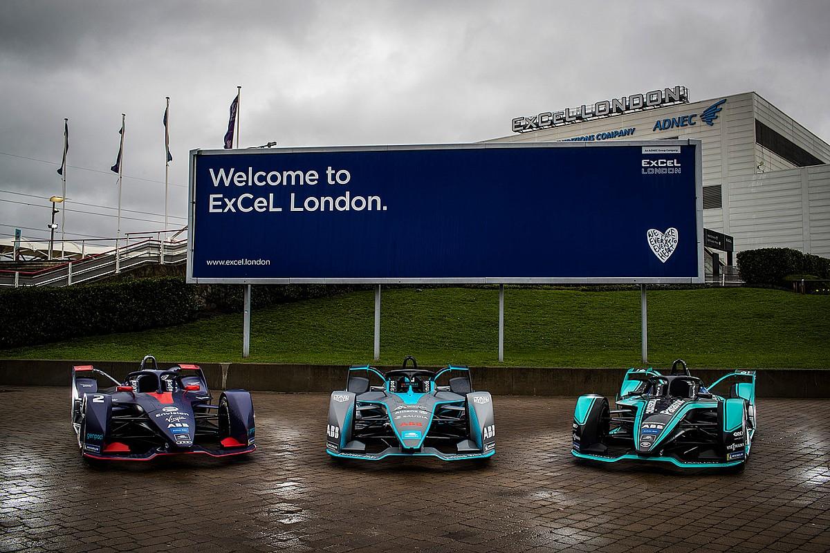 Formula E, 2019/20'de Londra'ya dönüyor
