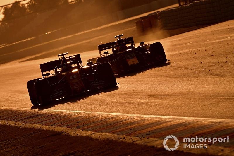 Pirelli: New track surface behind 2019 F1 speed gains