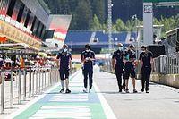 First impressions inside F1's locked down grand prix