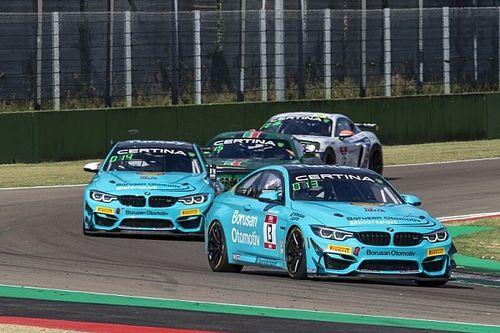 Kijk terug: Zak Brown in actie in GT4 European Series op Spa