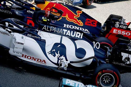 """Gasly chez Red Bull ou AlphaTauri : """"Les deux options sont bonnes"""""""