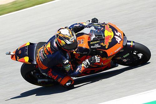 Moto2チェコ決勝:バスティアニーニ、連勝でランク首位。長島11位でポイント確保