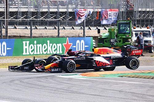 Alonso opina sobre el accidente Hamilton-Verstappen