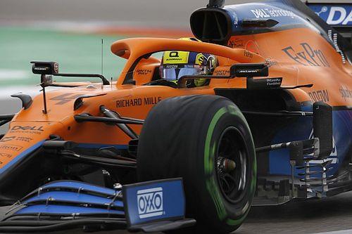 Norris surpreende e faz a pole para o GP da Rússia em classificação com final emocionante