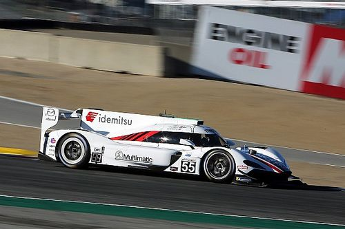 Laguna Seca IMSA: Tincknell beats Derani by 0.002s in second practice