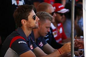 Forma-1 BRÉKING Grosjean okos trükkel játszotta ki, hogy ne adja át a helyét