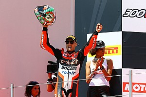 World Superbike Crónica de Carrera Davies se anota en Imola su primer doblete de la temporada