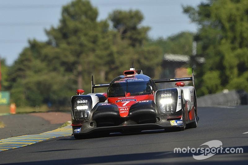 Toyota Le Mans defeat