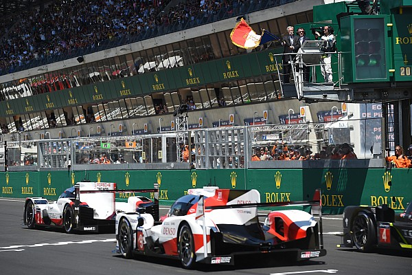 Le Mans Le Mans start line moved ahead of 2018 event