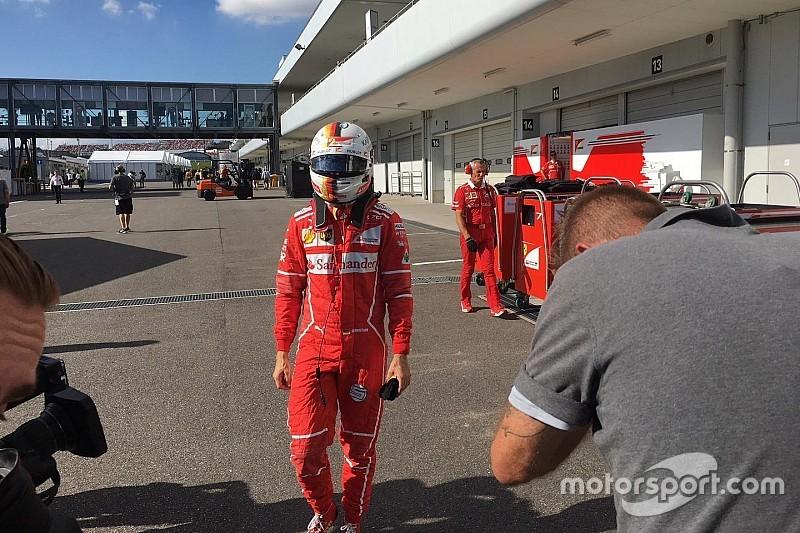 DRÁMA: Vettel Japánban is kiesett – technikai KO