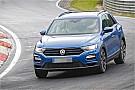 Automotive VW T-Roc R 2018: Infos & Erlkönig-Fotos zum  Kompakt-SUV mit 310-PS