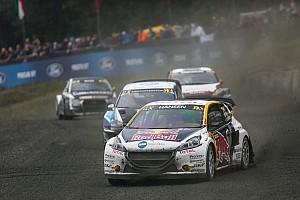 World Rallycross Son dakika Hockenheim, COTA yarışı için WRX takviminden düştü