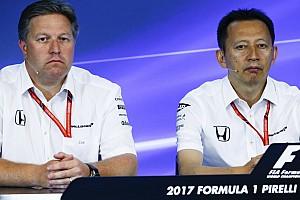 Fórmula 1 Noticias McLaren y Honda, muy cerca de romper su relación
