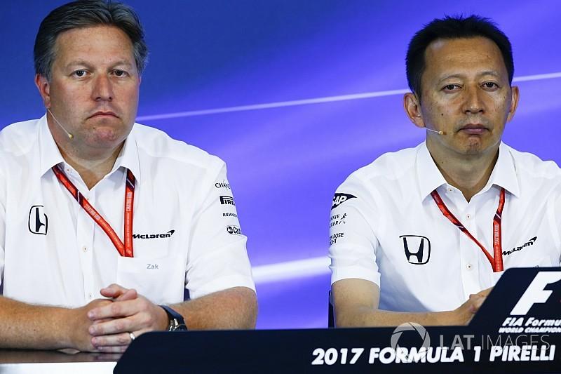 McLaren toujours plus proche d'un divorce avec Honda
