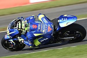 MotoGP Résumé d'essais Warm-up - Grosse chute de Folger, Iannone s'invite en tête