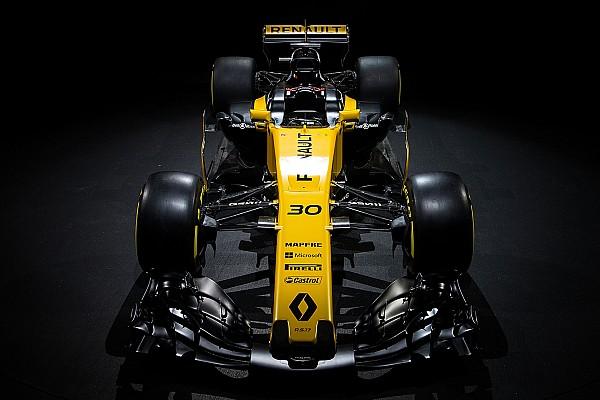 F1 Top List GALERÍA: Así es el nuevo RS17 de Renault F1