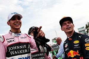 Fórmula 1 Noticias A Ocon le encantaría pelear con Verstappen por el título
