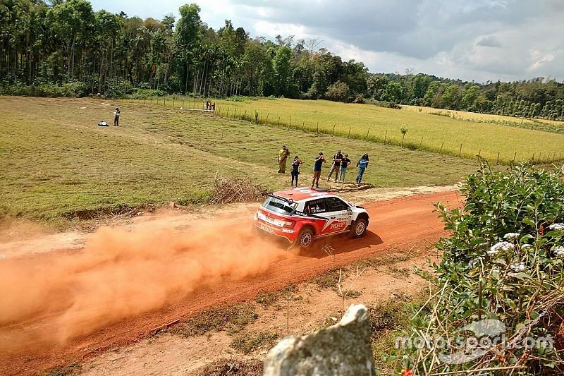 India quiere entrar al calendario del WRC