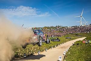 WRC I più cliccati Fotogallery: i momenti più emozionanti del Rally del Portogallo