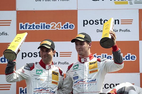 GT Masters : deux Suisses sur le podium à Zandvoort