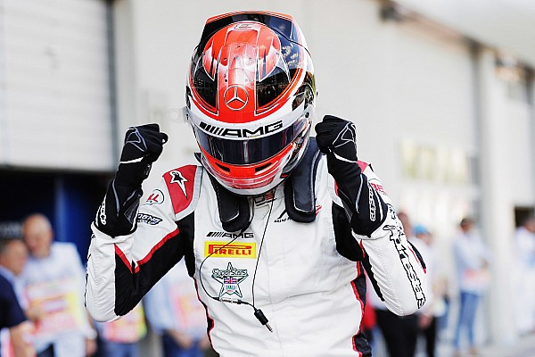 GP3 у Шпільберзі: Рассел здобув першу перемогу у GP3