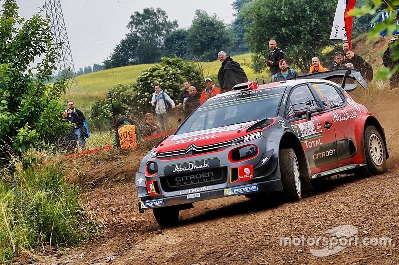 WRC 2017: Citroen schreibt aktuelle Saison ab