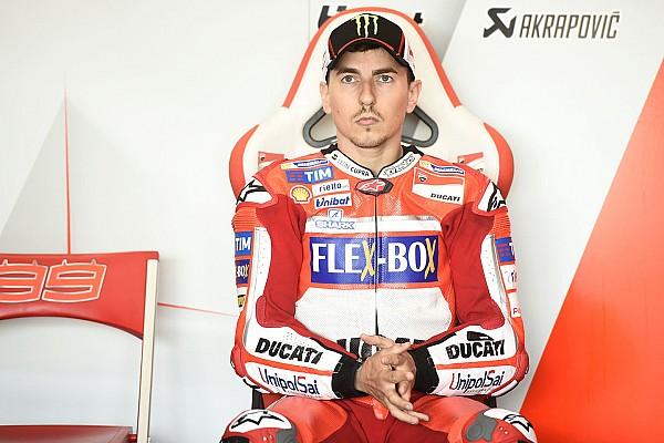 MotoGP Lorenzo tidak menyangka finis ke-11 di Sachsenring