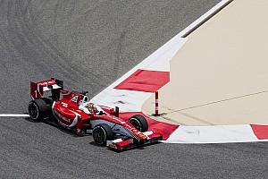 FIA F2 Qualifying report Bahrain F2: Ferrari's Leclerc takes maiden pole by seven tenths