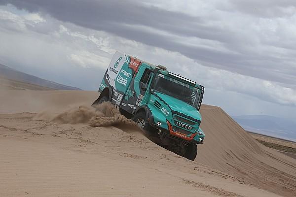Dakar De Rooy to skip Dakar 2018 for Africa Eco Race