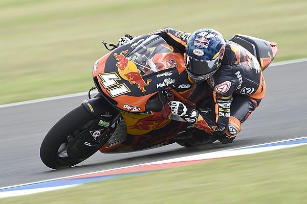 Binder returns to Moto2 from injury at Mugello