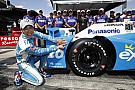 IndyCar Pocono IndyCar: Sato takes pole as stars crash