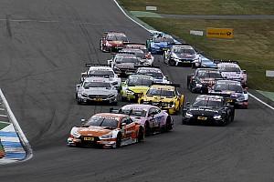 DTM Réactions Green ne comprend pas sa pénalité dans la course 2