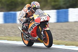 MotoGP Practice report MotoGP Spanyol: Pedrosa pimpin FP2, Lorenzo curi perhatian