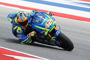 MotoGP Breaking news Rins set for spell on sidelines after Austin crash