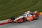 IndyCar Road America IndyCar: Newgarden leads Penske 1-2-3-4 in FP2