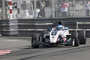 Formule Renault Actualités Will Palmer remporte la première course à Monaco