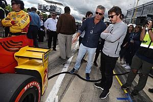 IndyCar Noticias Alonso no descarta repetir en las 500 millas