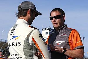 NASCAR Cup Noticias de última hora Dave Rodgers abandona a Daniel Suárez