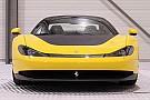 OTOMOBİL Ferrari Sergio'nun fiyatı inanılmaz
