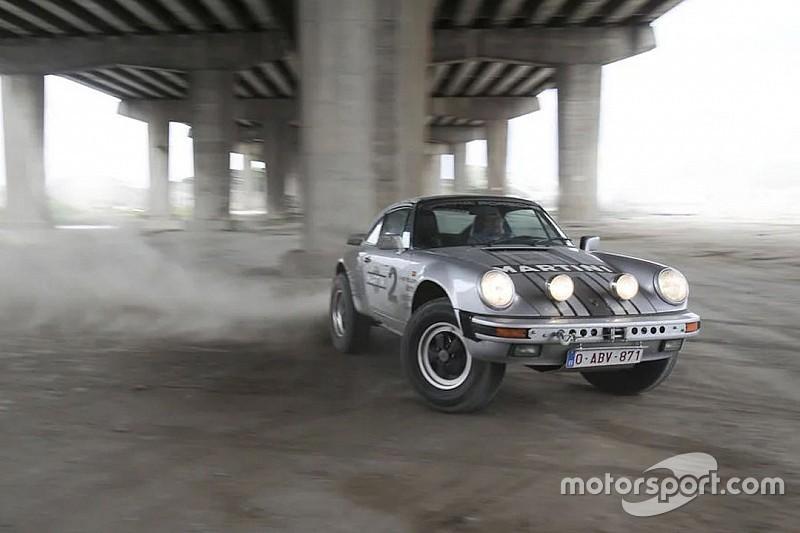 El Porsche 911 Safari, una bestia de antaño
