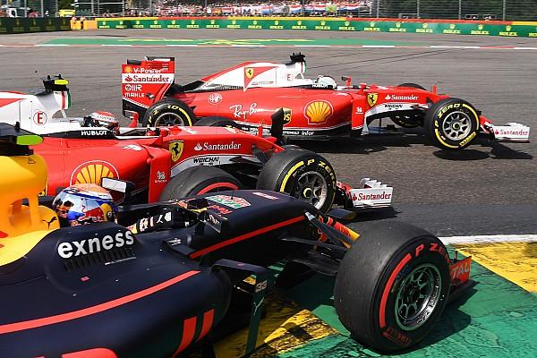 Formula 1 Son dakika Verstappen: Yaptığım atak ve savunmalarda yanlış hiçbir şey yok