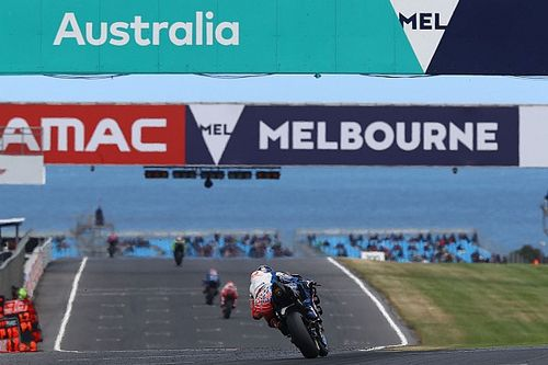Phillip Island date shift targeted for 2021 MotoGP season